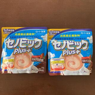 ロートセイヤク(ロート製薬)の新 セノビック ミルクココア味 2袋(その他)
