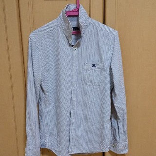 BURBERRY BLACK LABEL - BURBERRY BLACK LABEL メンズシャツ