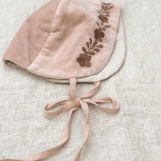 Caramel baby&child  - アポリナ apolina ボンネット 帽子