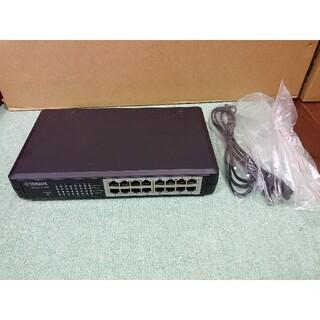 ヤマハ(ヤマハ)の専用【即購入OK】YAMAHA SWX2100-16G(PC周辺機器)