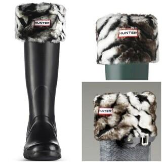 ハンター(HUNTER)のHUNTER  Cuff Welly Socks  インナーソックス Mサイズ(レインブーツ/長靴)