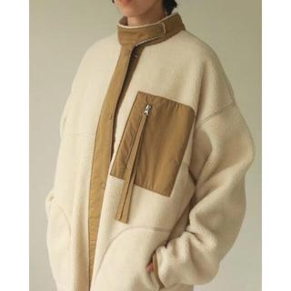 トゥデイフル(TODAYFUL)のTODAYFUL / トゥデイフル Boa Bonding Coat(ロングコート)