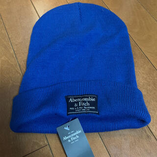 アバクロンビーアンドフィッチ(Abercrombie&Fitch)のAbercrombie&Fitch ニット帽(ニット帽/ビーニー)