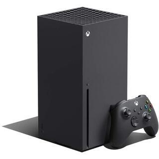 マイクロソフト(Microsoft)の新品未開封 Xbox Series X 本体 マイクロソフト Microsoft(家庭用ゲーム機本体)