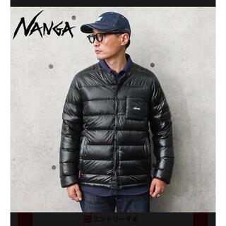 ナンガ(NANGA)のNANGA ナンガ N1IDBKG2 インナーダウン カーディガン (ダウンジャケット)