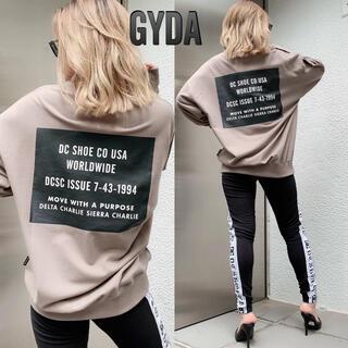 ジェイダ(GYDA)のGYDA DC×GYDA BOX DESIGN プルオーバー(トレーナー/スウェット)