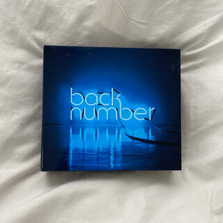 バックナンバー(BACK NUMBER)のback number アンコール 初回限定盤A(ポップス/ロック(邦楽))
