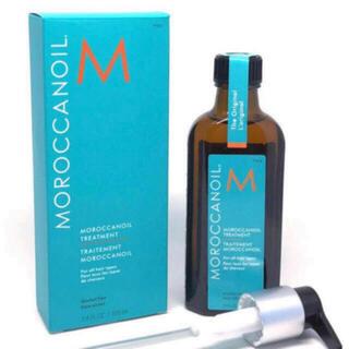 モロッカンオイル(Moroccan oil)のモロッカンオイル 100ml  日本正規品 新品未使用 (トリートメント)