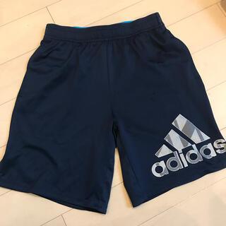 adidas - adidas ハーフパンツ サイズ160