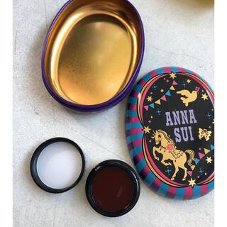 アナスイ(ANNA SUI)の新品と アナ スイ リップ バーム E 401(リップグロス)