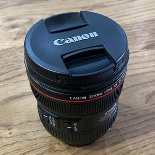 Canon - キヤノン交換レンズ EF24-70/F4L IS USM フルサイズ