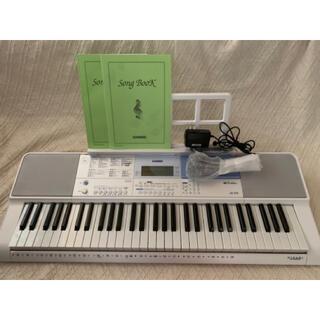 カシオ(CASIO)のカシオ 光ナビゲーション 電子キーボード LK-515(電子ピアノ)