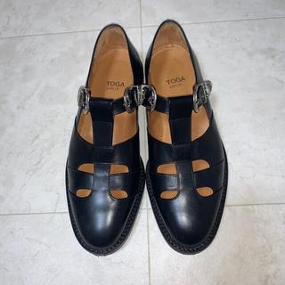 TOGA - TOGA toga トーガ  レザーシューズ 革靴 定価¥60,000