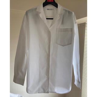 プラージュ(Plage)のplageのオープンカラーシャツ(シャツ/ブラウス(長袖/七分))