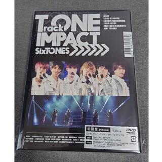 ジャニーズ(Johnny's)のSixTONES TrackONE-IMPACT DVD(ミュージック)