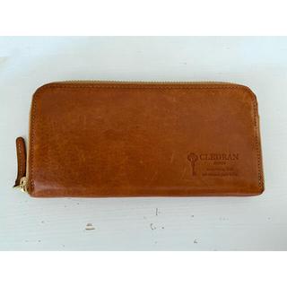 クレドラン(CLEDRAN)のCLEDRAN レザー長財布(財布)