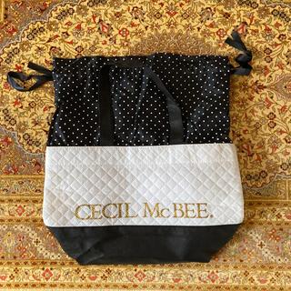 セシルマクビー(CECIL McBEE)のセシルマクビーショップ袋(ショップ袋)