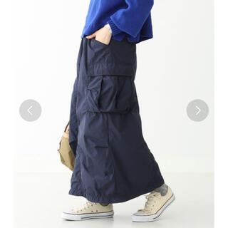ビームスボーイ(BEAMS BOY)のBEAMS BOY / ソロテックス ファティーグ スカート(ロングスカート)