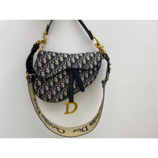 Christian Dior - Christian Dior キャンバスプリントバッグ
