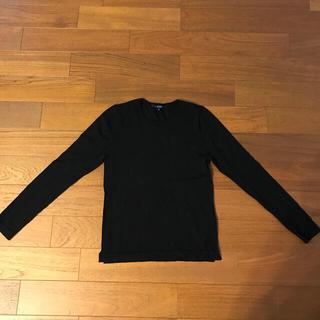 マカフィー(MACPHEE)のMACPHEE  ニット Black 1(ニット/セーター)