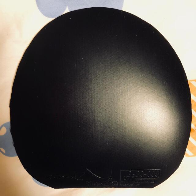 Yasaka(ヤサカ)のほぼ新品です!卓球ラバー ラクザZ エクストラハード 黒 MAX スポーツ/アウトドアのスポーツ/アウトドア その他(卓球)の商品写真