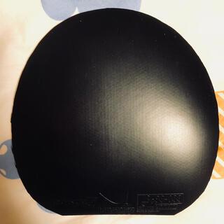 ヤサカ(Yasaka)のほぼ新品です!卓球ラバー ラクザZ エクストラハード 黒 MAX(卓球)