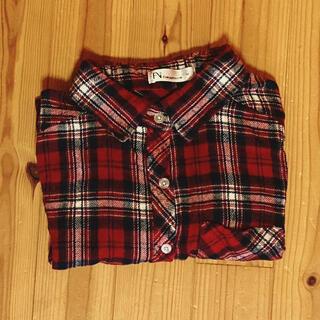 サンタモニカ(Santa Monica)の☆ チェックシャツ(シャツ/ブラウス(長袖/七分))