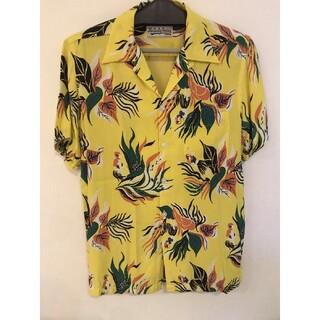 ワコマリア(WACKO MARIA)のWACKO MARIA ワコマリア アロハシャツ paradise 花鳥(シャツ)