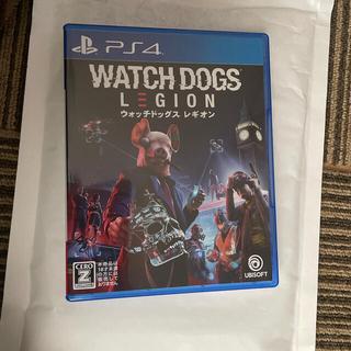 プレイステーション4(PlayStation4)のウォッチドッグス レギオン PS4(家庭用ゲームソフト)