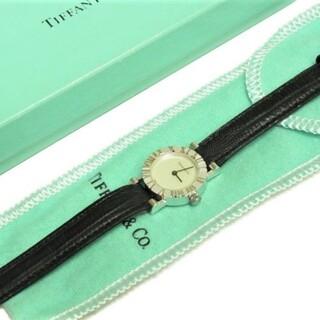 Tiffany & Co. - 美品 ティファニー アトラス 腕時計 スターリングシルバー 稼働品 レディース