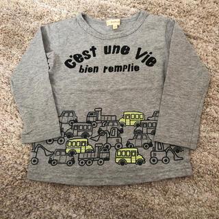 ハッシュアッシュ(HusHush)のHUSHUSH 長袖シャツ 100サイズ(Tシャツ/カットソー)