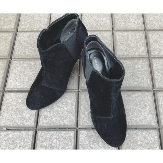 green label relaxing(グリーンレーベルリラクシング)のUNITED ARROWS greenlabel ショートブーツ レディースの靴/シューズ(ブーツ)の商品写真