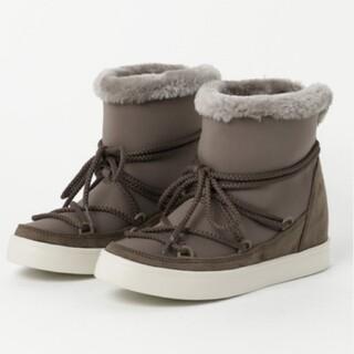 ホーキンス(HAWKINS)の新品 23.5センチ 茶系 HAWKINS brilliant ブーツ(ブーツ)