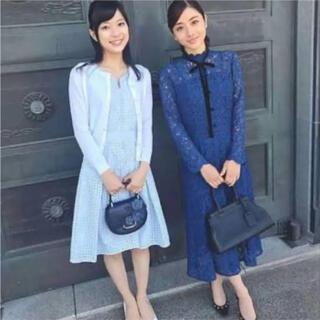 FRAY I.D - CELFORD 完売レースワンピース 美品