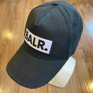 BALR. ボーラー ワッペン キャップ