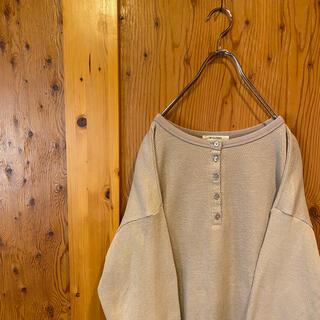 ダブルクローゼット(w closet)のw closet❁長袖カットソー❁ロンT❁ワッフル(Tシャツ(長袖/七分))
