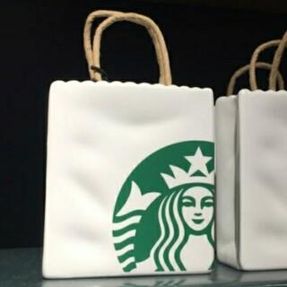 スターバックスコーヒー(Starbucks Coffee)のStarbucks Coffee バッグ型オーナメントカード入れ(その他)