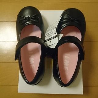 【お値下げ】IFME フォーマル 靴 18cm 22-5020