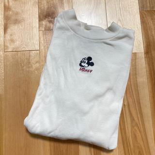 ヘザー(heather)の【Heather】ヘザー ディズニー ミッキー  Tシャツ(Tシャツ(長袖/七分))