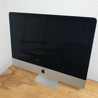Apple - 【値下げ】APPLE iMac IMAC  2015  21.5インチ