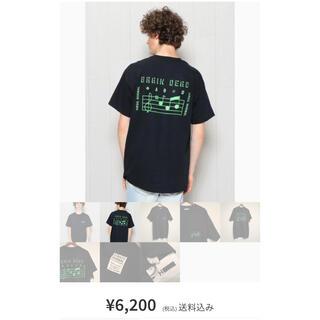 アーペーセー(A.P.C)のbrain dead Tシャツ(Tシャツ/カットソー(半袖/袖なし))
