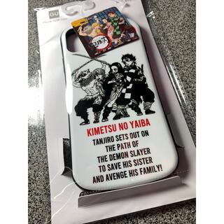 ジーユー(GU)の新品未使用 鬼滅の刃 GU コラボ iPhoneケース スマホケース(iPhoneケース)