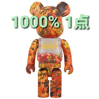 MEDICOM TOY - 1000% MY FIRST BE@RBRICK B@BY AUTUMN