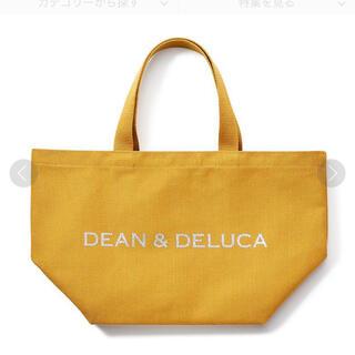 ディーンアンドデルーカ(DEAN & DELUCA)の<完売>DEAN & DELUCA チャリティートート キャラメルイエローS(トートバッグ)