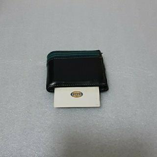 フォッシル(FOSSIL)のFOSSIL 二つ折り財布(折り財布)