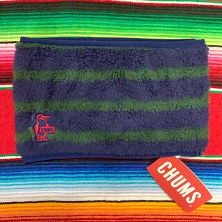 チャムス(CHUMS)の新品 CHUMS Fleece ネックウォーマー チャムス  ng(ネックウォーマー)