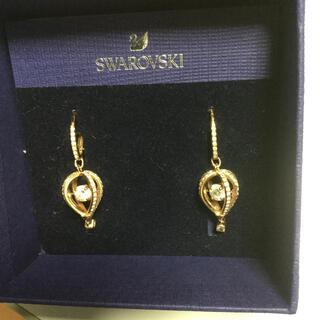SWAROVSKI - Swarovski ピアス