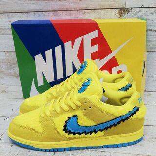 Nike SB DUNK LOW PRO×Grateful Dead 26cm(スニーカー)