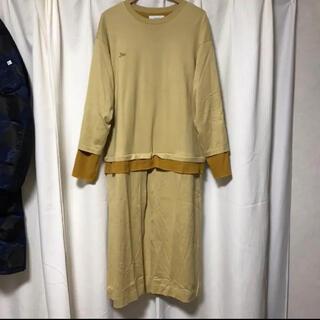 ファセッタズム(FACETASM)の新品 17AW FACETASM サーマルレイヤードドッキング(Tシャツ/カットソー(七分/長袖))