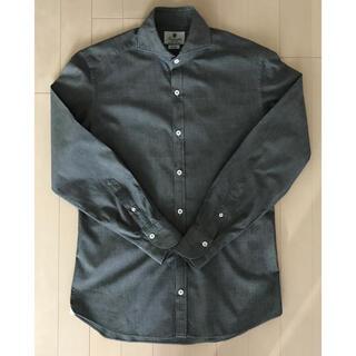 ビームス(BEAMS)のGIANNETTO ジャンネット ブラックシャンブレーシャツ beams購入(シャツ)